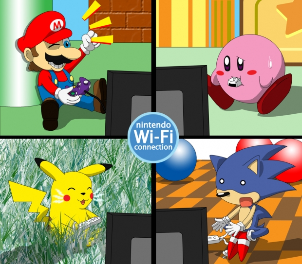 Wi-Fi Gaming