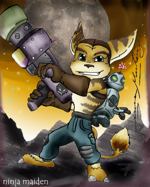 Ratchet &amp;clank