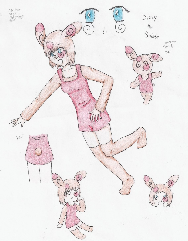 Dizzy the Spinda
