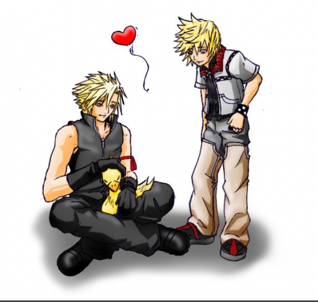 Chocobo Love