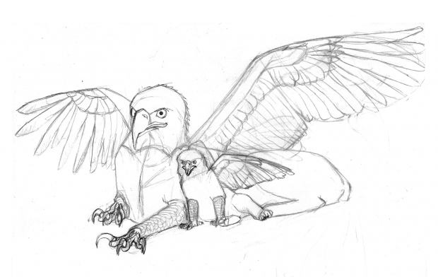 Mother Gryphon
