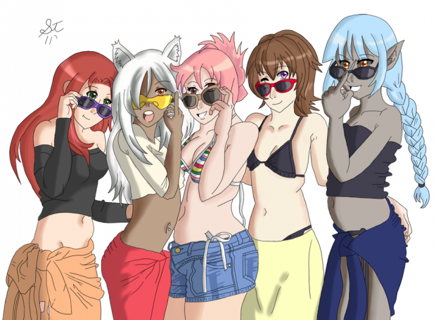 Sunglasses Brigade