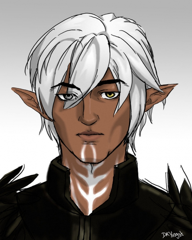 dragon age 2 fenris. Dragon age 2 owns: Fenris