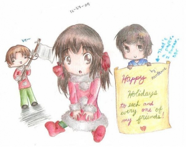 Happy Holidays~