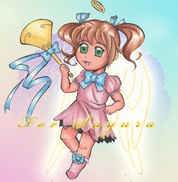 Angel for Sayara!