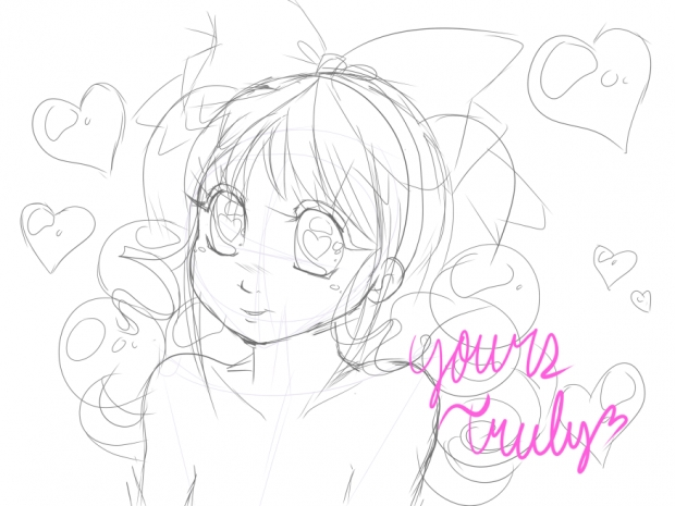 Sweet Alice Wip Sketch