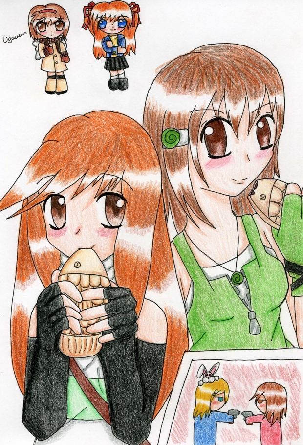 Taiyaki Based Friendship