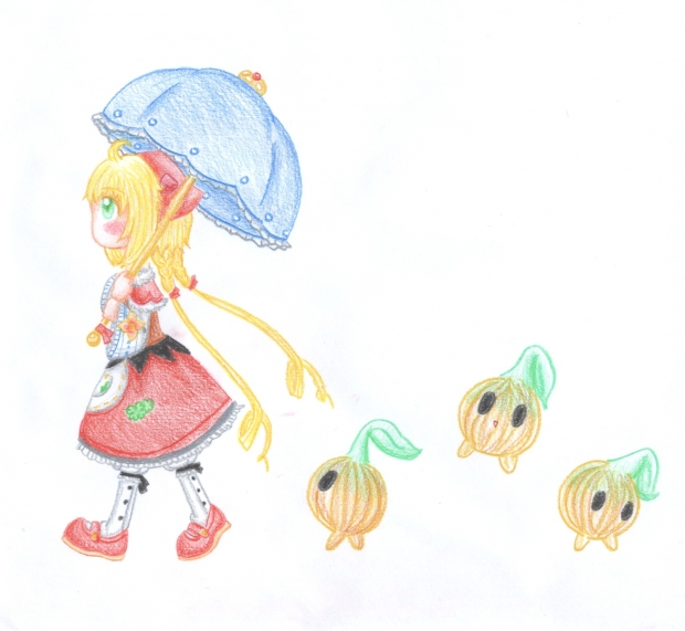 Parasol Parade