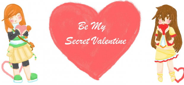 Valentine's Day Secret Santa Event!