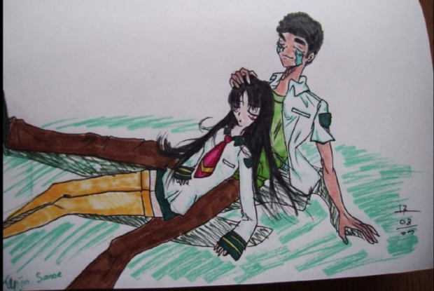 Tenjin And Sanae 1