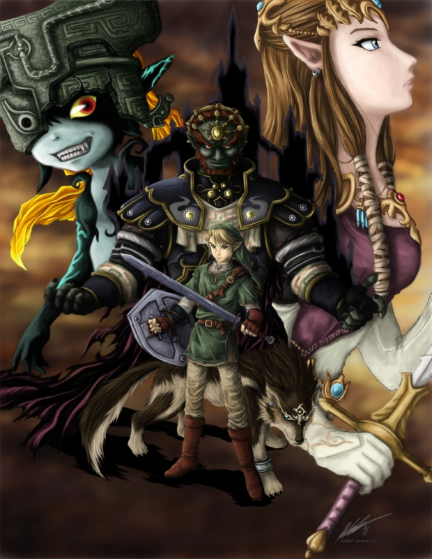 Hyrule's Legend