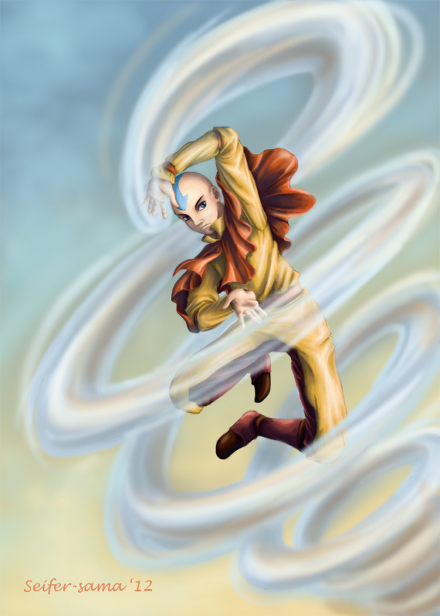 Air: Aang