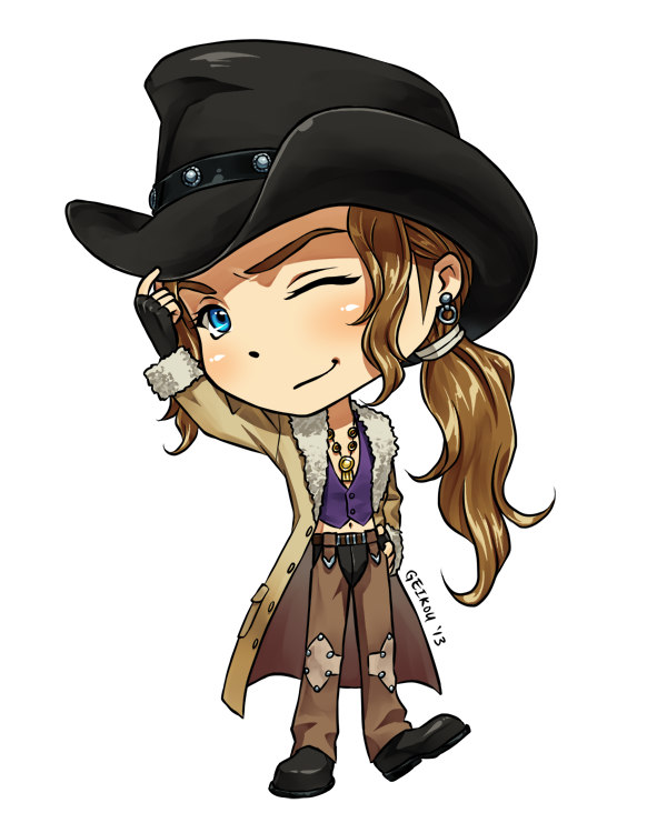 Gift - Chibi Irvine