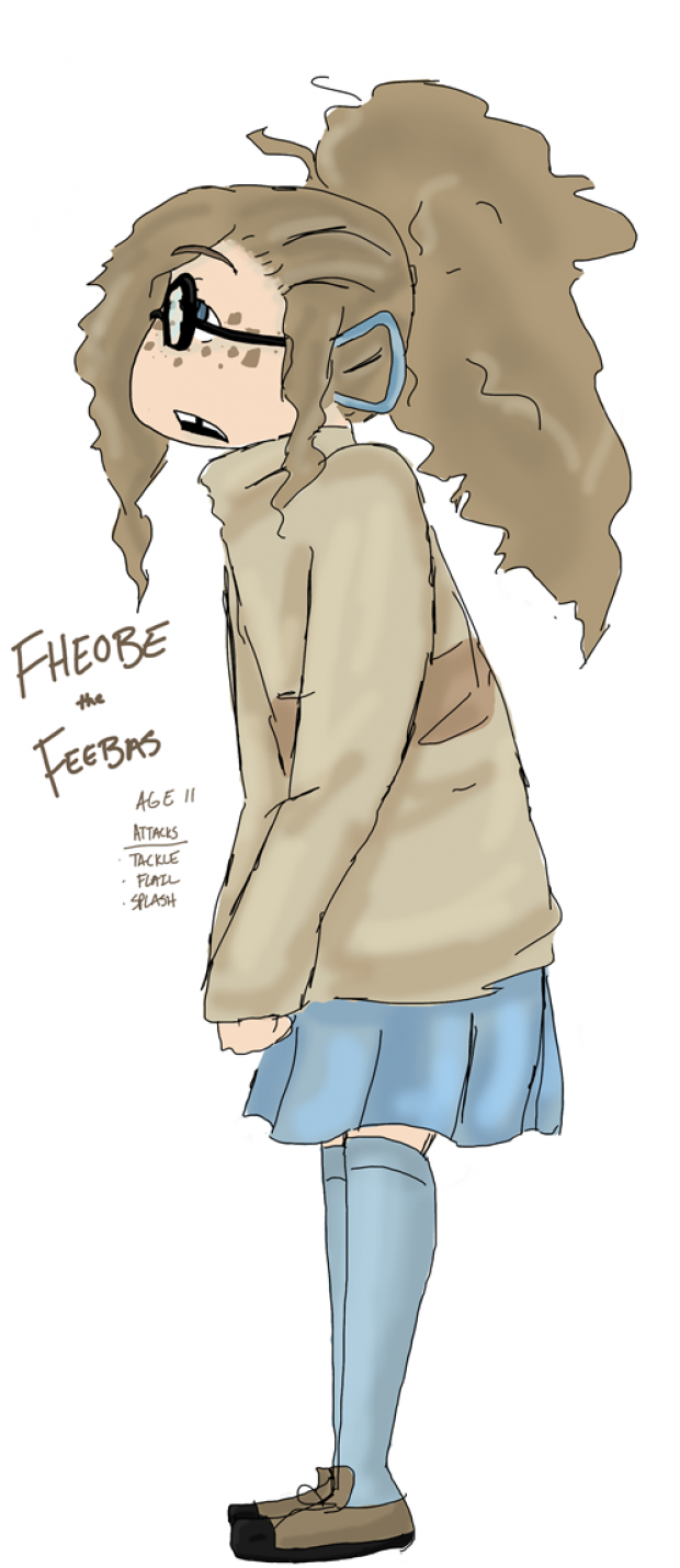 Fheobe in COLOR