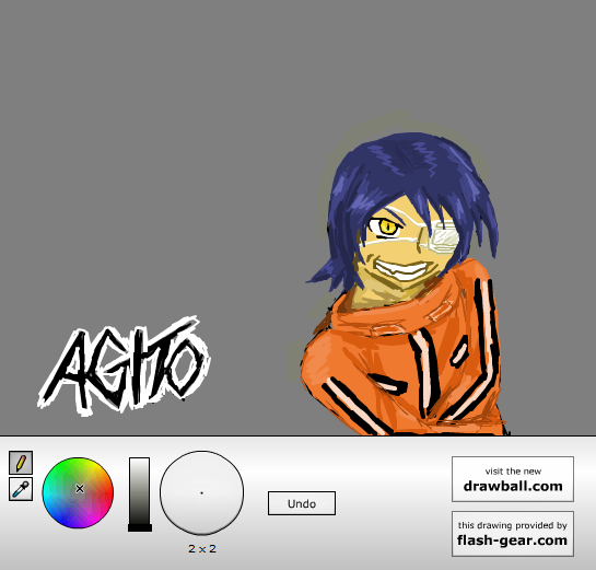 Agito doodle