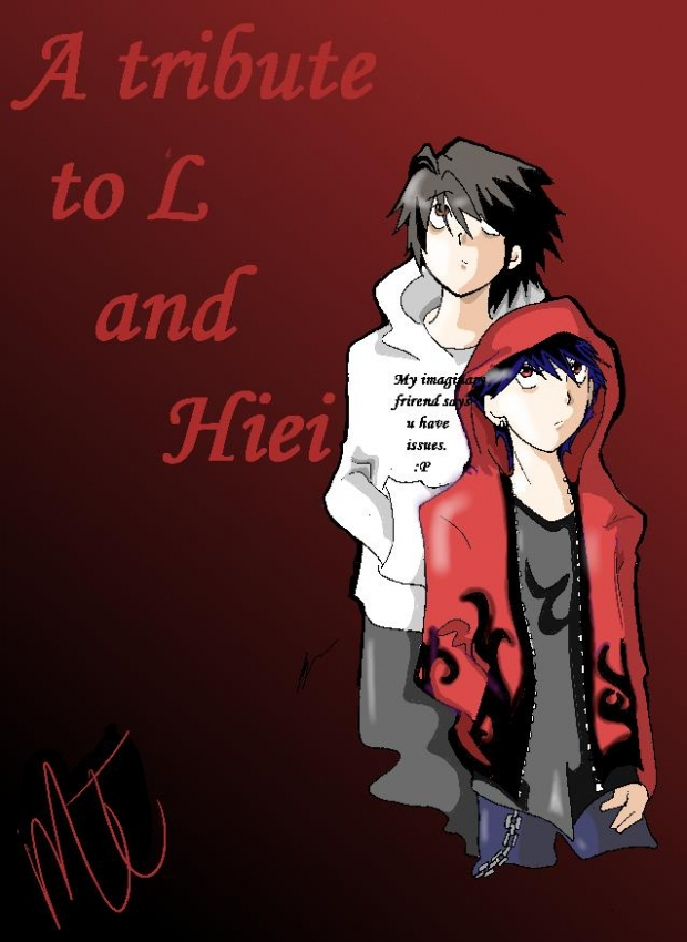Tribute To L And Hiei