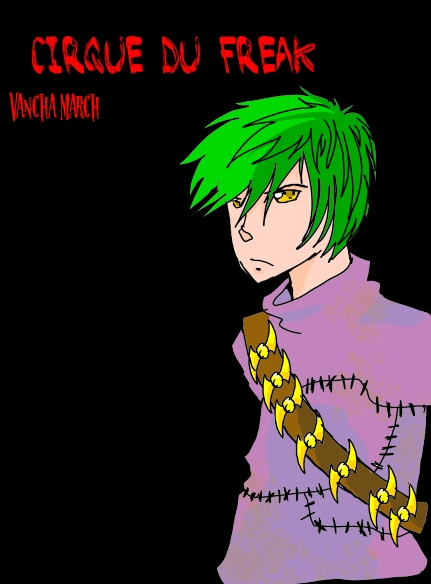 Vancha March- Cirque Du Freak