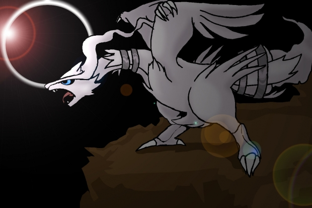 Pokemon Black: Reshiram