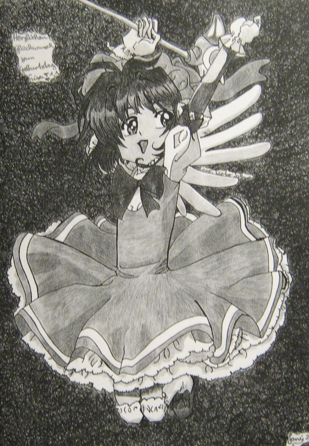 Card Captor Sakura<3