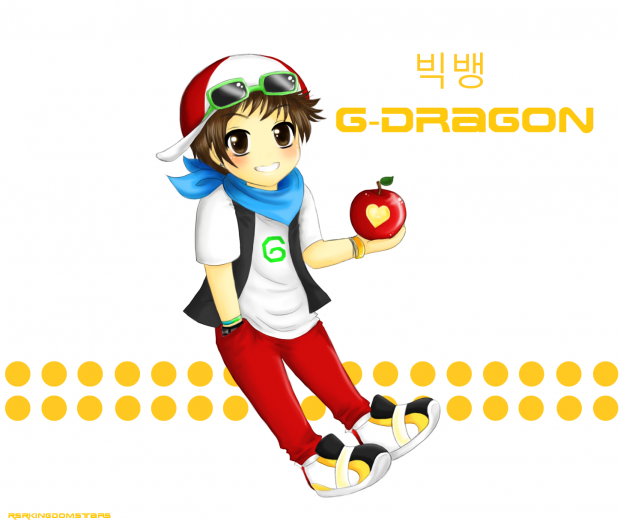 BIGBANG G-DRAGON