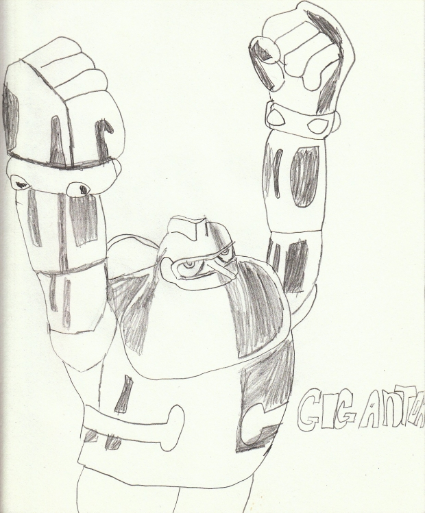 Gigantor (Tetsujin 28)