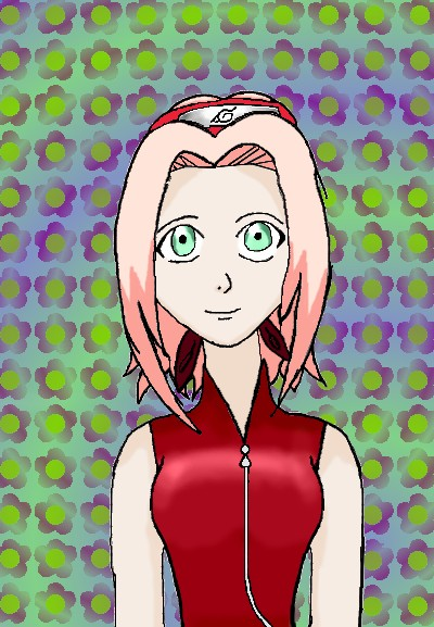 Sakura Colored
