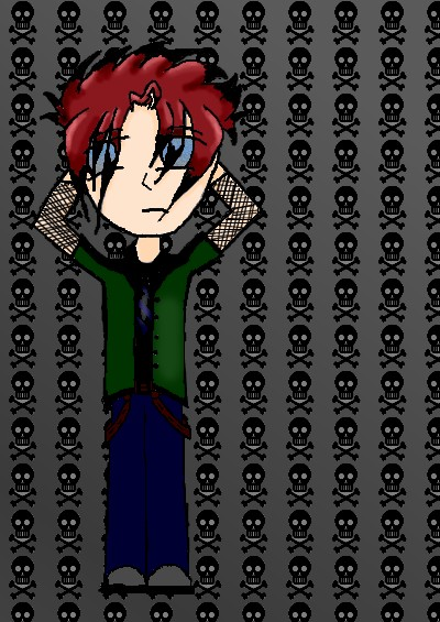Fixed Chibi Emo Boy