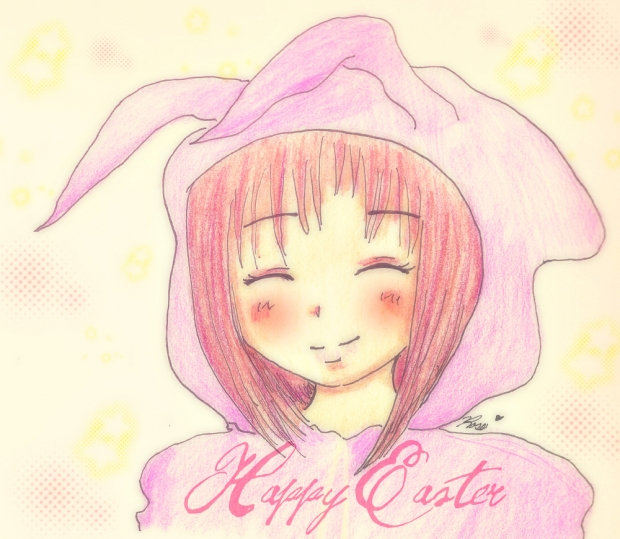 Happy Easter to all of the otaku!