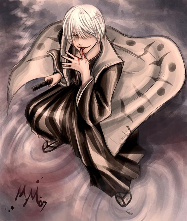 Gin Ichimaru