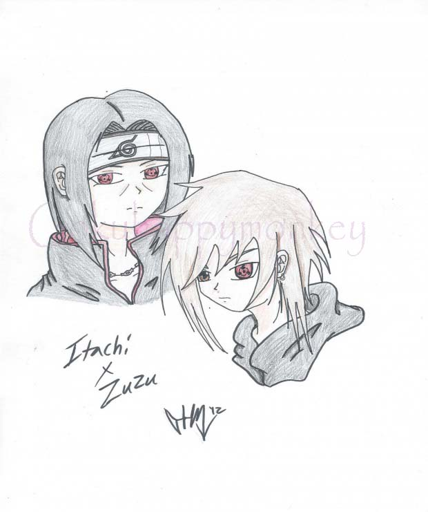 Zuzu and Itachi