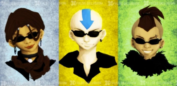 Avatar Trio