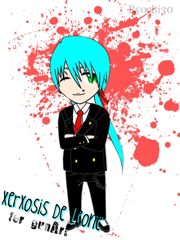 3rd Place Prize: Xero-Chibi ;3