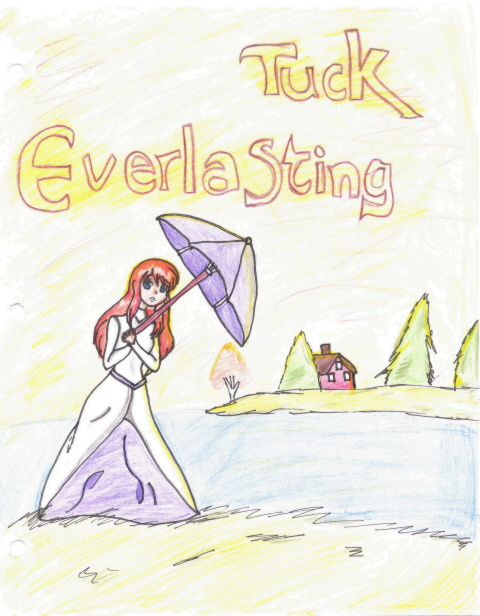Tuck Everlasting Book Cover Pictures ~ Tuck everlasting cover by dubblebubble