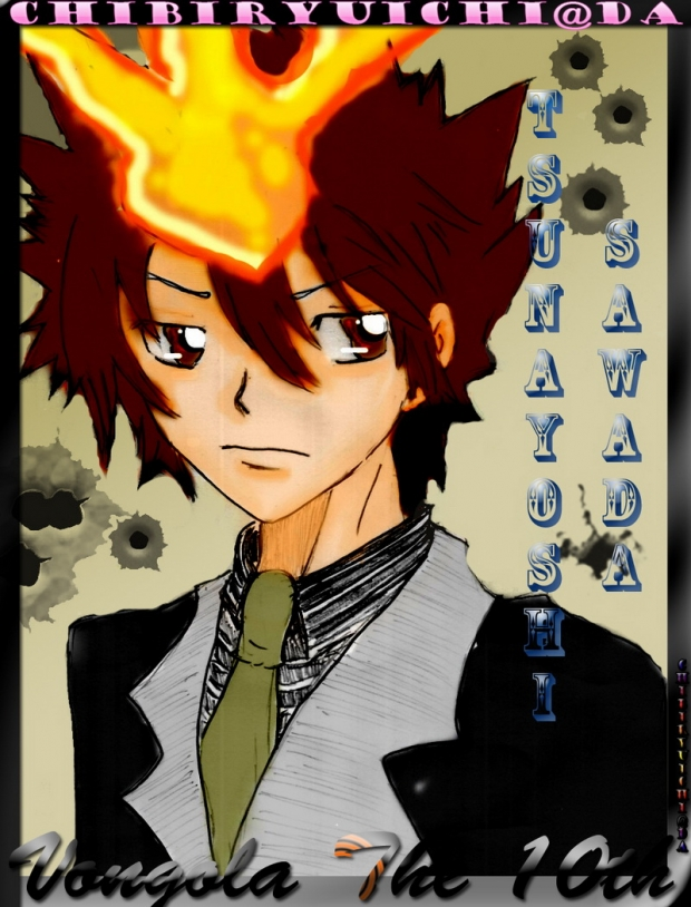 Vongola 10th