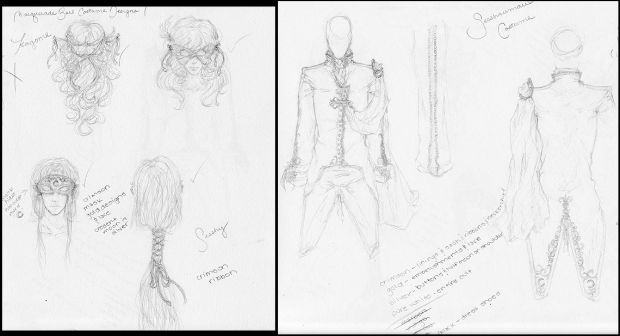 SessKag Concept Sketches