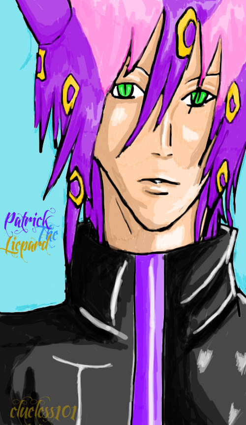 Patrick the Liepard