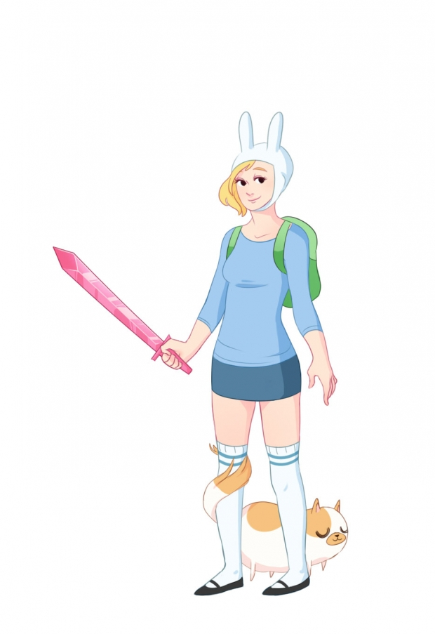 Fionna and Cake
