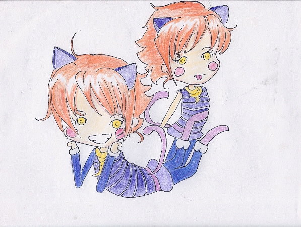 Hitachiin Neko Twins !!! {6}