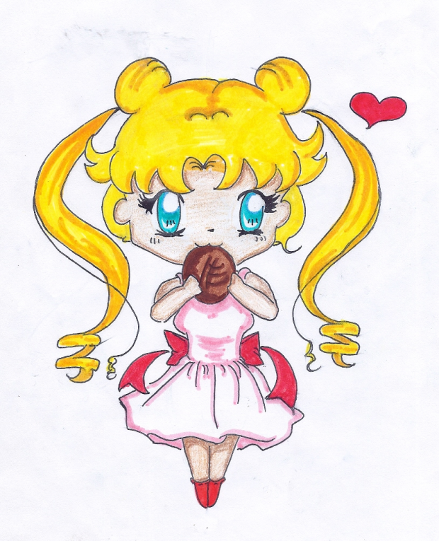 Usagi of the Moon