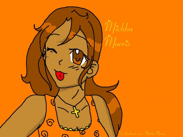 Here's Michka~! Nyeh!<3