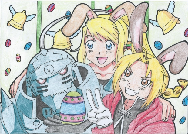 FMA Happy Easter!