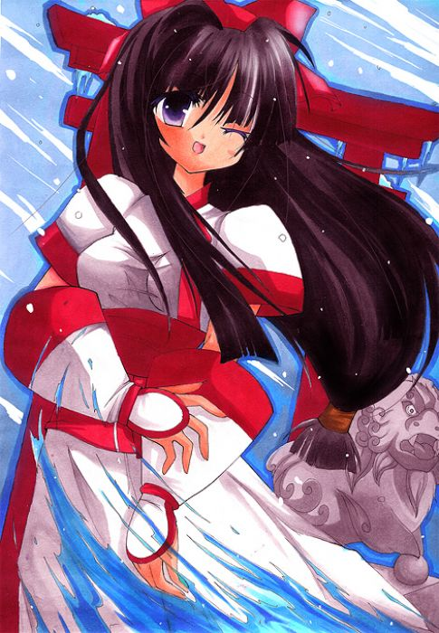 Samurai Showdown: Nakoruru