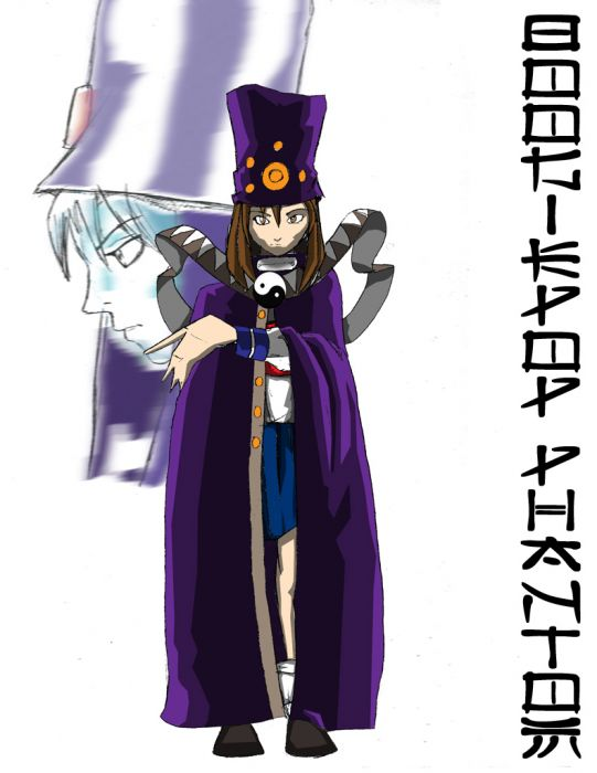 The Shinigami Boogiepop