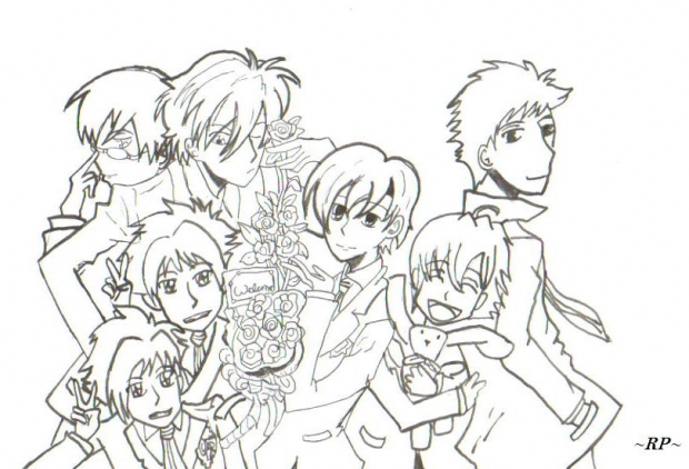 Ouran Group [uncolored]