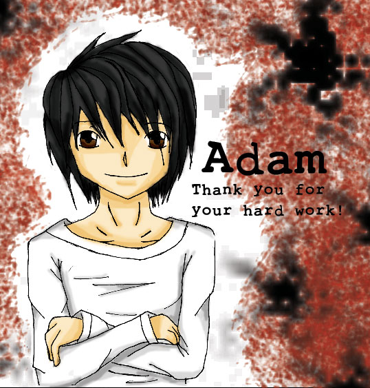 Thank you Adam! :D