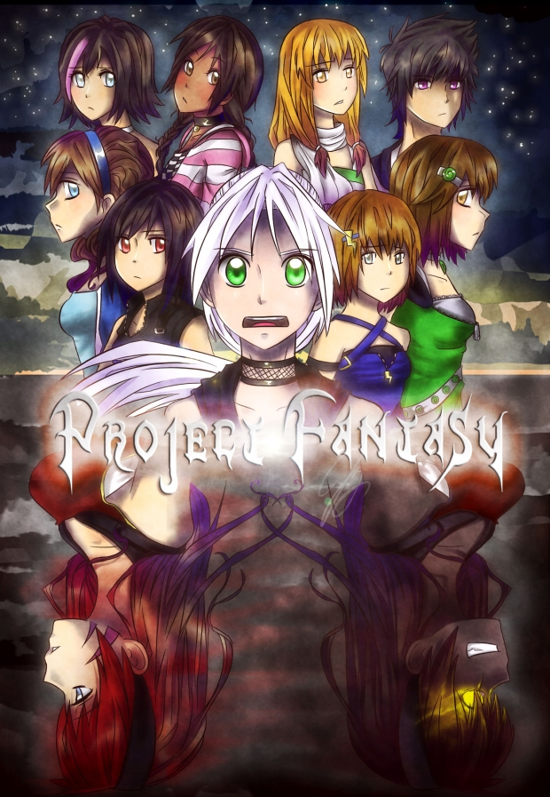 Project FANTASY manga cover