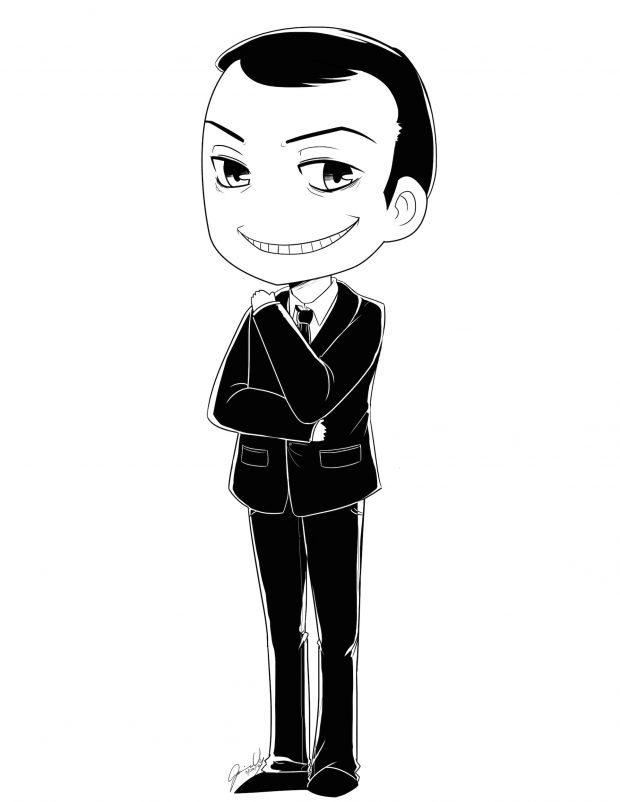 Commission: Moriarty
