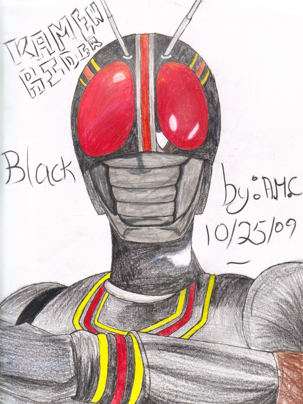 ~Kamen Rider Black~