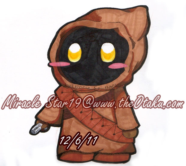 Holiday Gift: Chibi Jawa