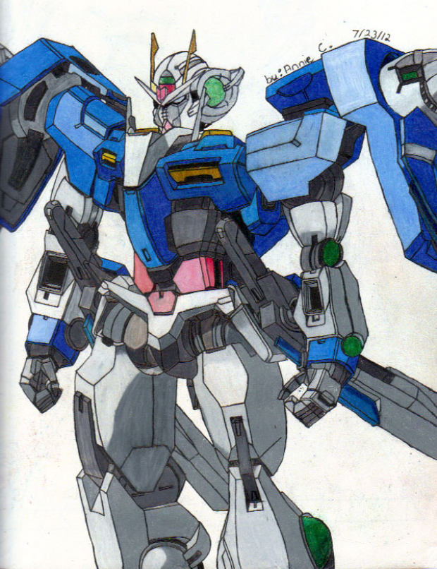 Gundam 00 Raiser
